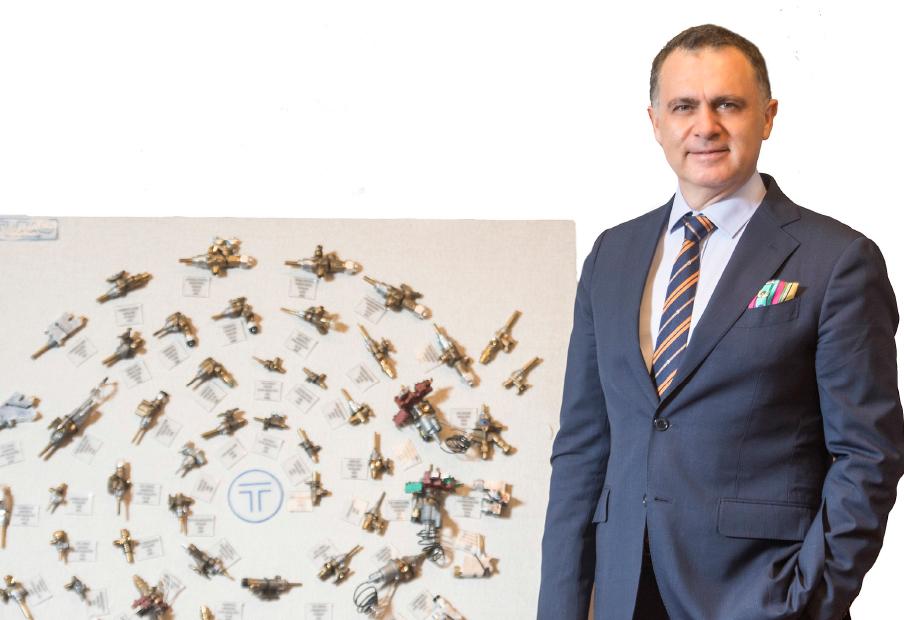 Armatür Derneği Başkanı Gökhan Turhan